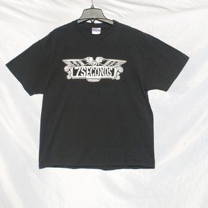7 Seconds 2012 Graphic Hardcore Punk Band Tee - XL